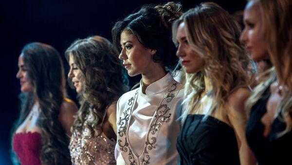 Učastnicы Vserossiйskogo konkursa krasotы Miss World Russian Beauty - Sputnik Srbija