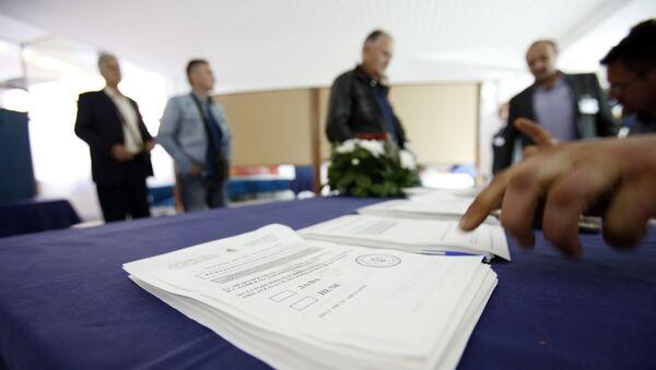 Гласање - Sputnik Србија