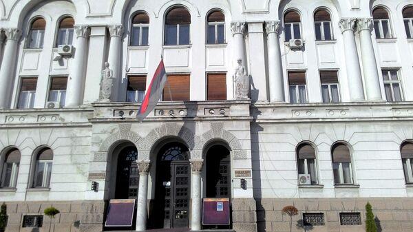 Zgrada Banskog dvora u Banja Luci - Sputnik Srbija