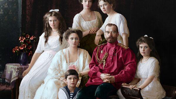 Porodica Romanov - Sputnik Srbija