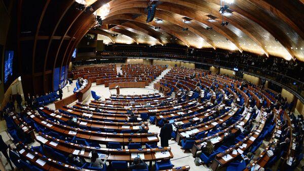 Plenarna sednica zimskog zasedanja Parlamentarne skupštine Saveta Evrope - Sputnik Srbija