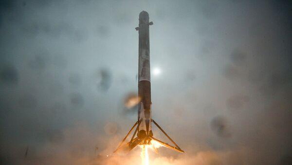 """Лансирање ракете """"Фалкон 9"""" - Sputnik Србија"""