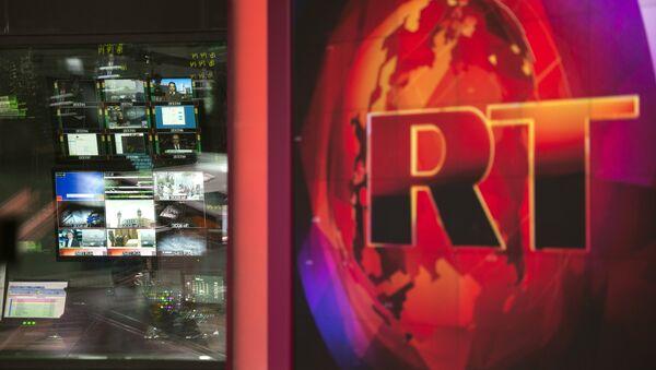 Телевизија Русија данас - Sputnik Србија