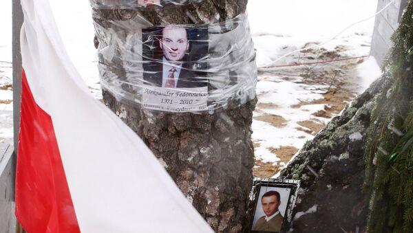Godišnjica avionske nesreće kod Smolenska - Sputnik Srbija
