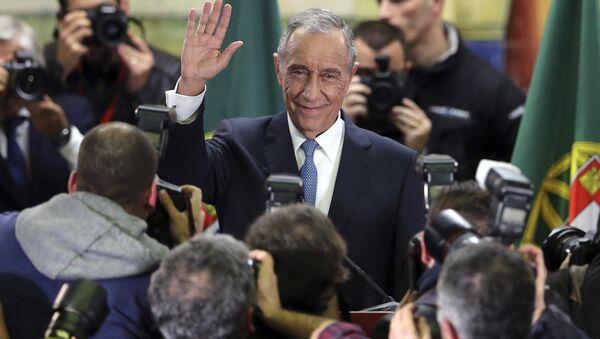 Predsednik Portugalije Marselo Rebelo de Souza - Sputnik Srbija
