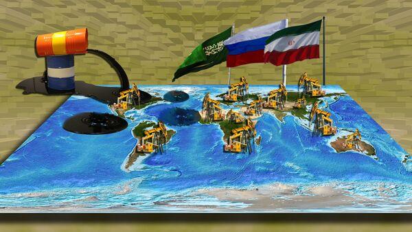 Nafta će potopiti planetu - Sputnik Srbija