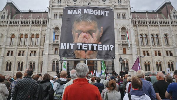Референдум, Мађарска - Sputnik Србија