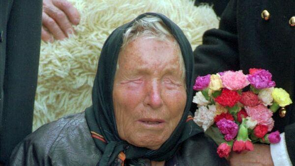 Вангелија Пандева Гуштерова, познатија као Баба Ванга - Sputnik Србија