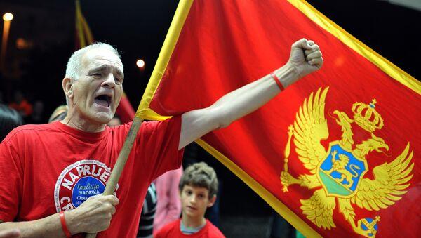 Zastava Crne Gore - Sputnik Srbija