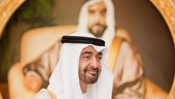 Šeik Muhamed bin Zajed Al Nahijan, prestolonaslednik Abu Dabija - Sputnik Srbija
