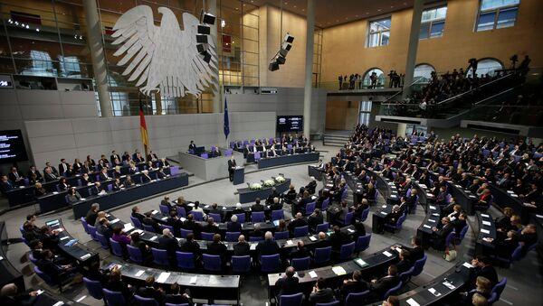 Nemački parlament Bundestag, Berlin - Sputnik Srbija