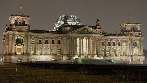 Rajhstag, sedište Bundestaga, Nemačka - Sputnik Srbija