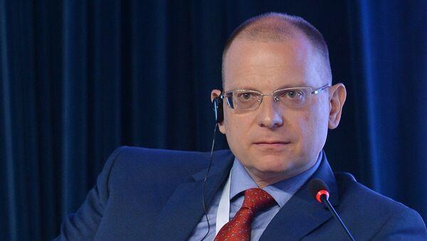 Komesar ruskog Ministarstva spoljnih poslova za ljudska prava, demokratiju i vladavinu prava Konstantin Dolgov - Sputnik Srbija