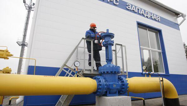 Гаспром диструбитвна  гасна станица у Белорусији - Sputnik Србија