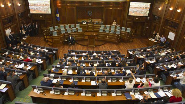 Skupština tzv. Kosova - Sputnik Srbija