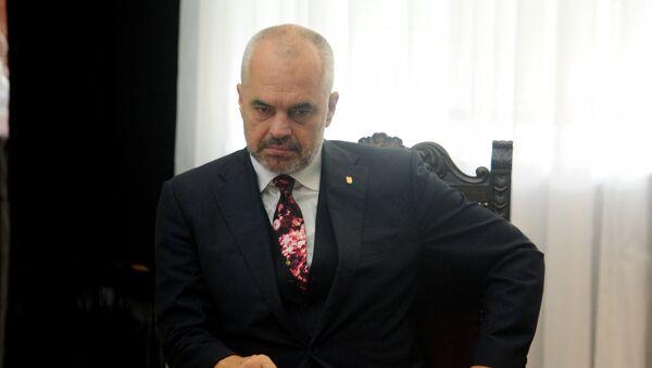 Албански премијер Еди Рама - Sputnik Србија