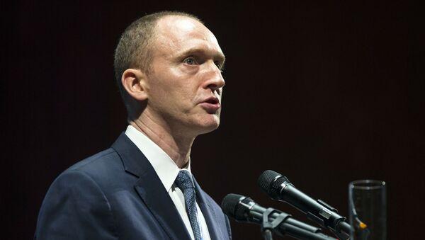 Savetnik američkog predsedničkog kandidata Donalda Trampa za spoljnu politiku Karter Pejdž - Sputnik Srbija
