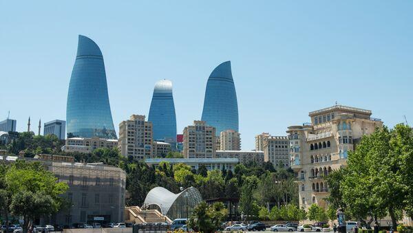 Баку, главни град Азербејџана - Sputnik Србија