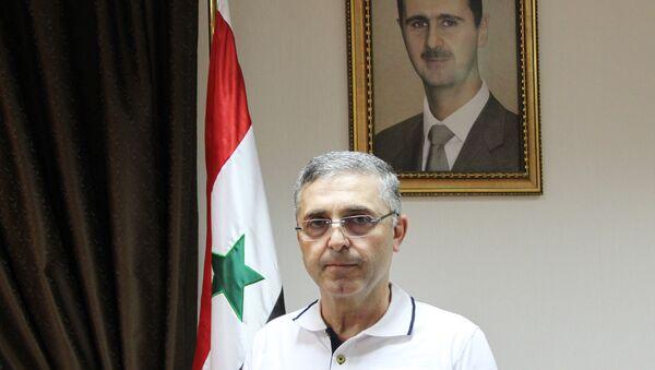 Министар за национално помирење у Влади Сирије Али Хајдар - Sputnik Србија