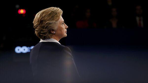Демократска кандидаткиња за председника САД Хилари Клинтон - Sputnik Србија