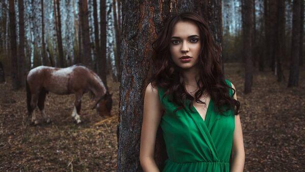 Alena Raeva - Sputnik Србија