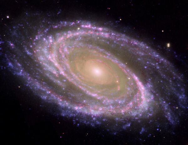 Галаксија Месје 81 - Sputnik Србија