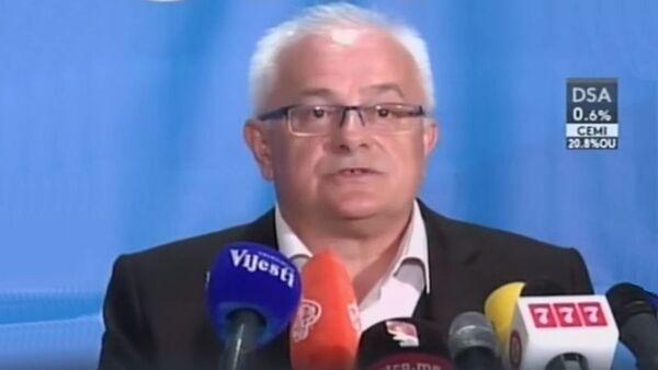 Emilo Labudović Demokratski front - Sputnik Srbija