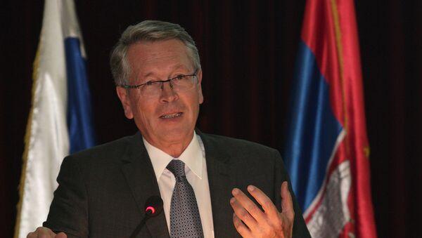 Ambasador Rusije u Beogradu Aleksandar Čepurin - Sputnik Srbija