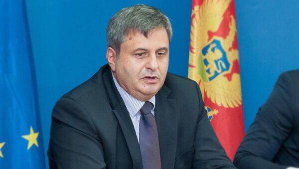 Slaven Radunović - Sputnik Srbija