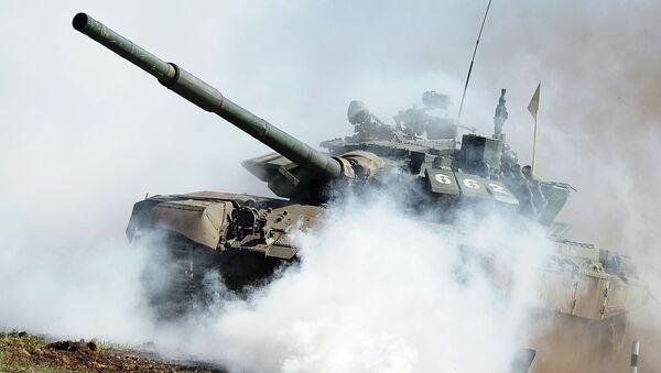 Tenk T-72 - Sputnik Srbija