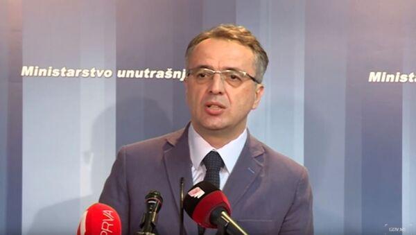 Горан Даниловић - Sputnik Србија