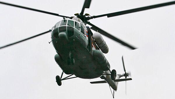 Хеликоптер Ми-8 - Sputnik Србија