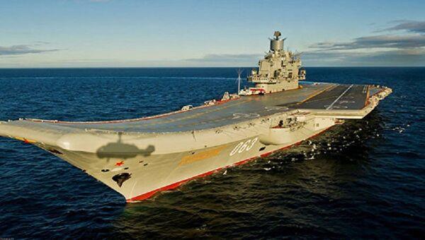 Admiral Kuznjecov - Sputnik Srbija