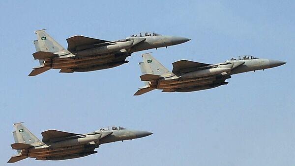 Avioni Kraljevskog vazduhoplovstva Saudijske Arabije  - Sputnik Srbija