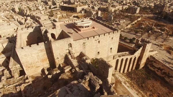Стари град у Алепу - Sputnik Србија