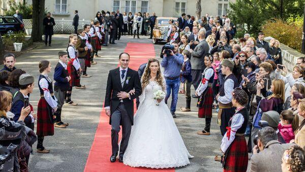 Kraljevsko venčanje na Oplencu - Sputnik Srbija