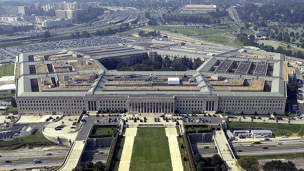 Вид на здание Пентагона в Вашингтоне - Sputnik Србија