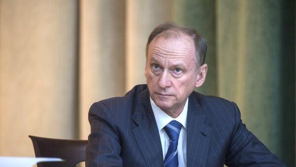 Секретар Савета безбедности Руске Федерације Николај Патрушев - Sputnik Србија