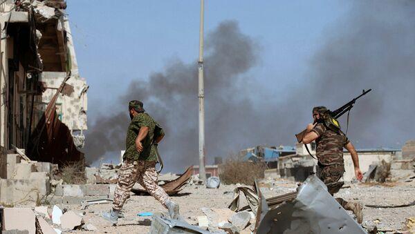 Situacija i Libiji blizu grada Sirt - Sputnik Srbija