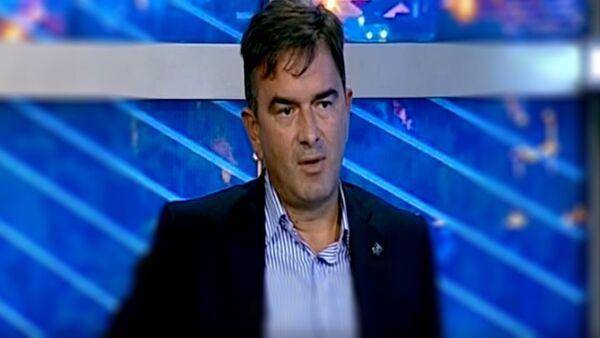 Лидер Покрета за промене Небојша Медојевић - Sputnik Србија