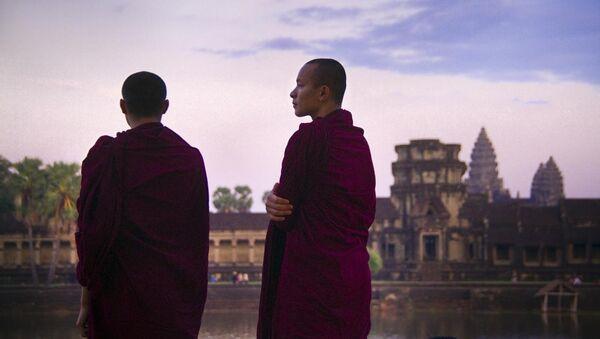 Будистички монаси - Sputnik Србија