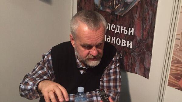 Алексеј Варламов - Sputnik Србија