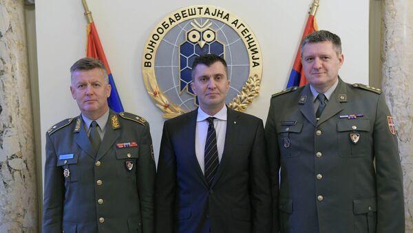 Promena na čelu VOA, - Sputnik Srbija