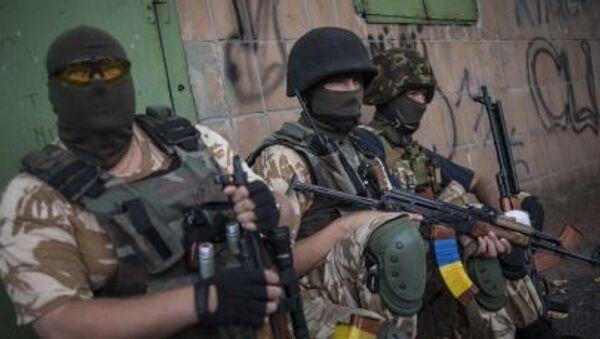 Ukrajinski bataljon Donbas - Sputnik Srbija