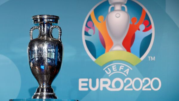 УЕФА лого - Sputnik Србија