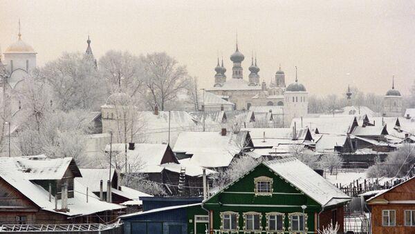 Суздаљ је древни руски град и за Русију представља исто оно што је Фрушка гора за Србију. - Sputnik Србија