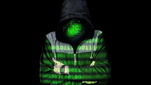 Сајбер криминал - илустрација - Sputnik Србија