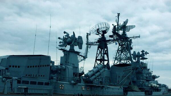 Руска фрегата Сметљиви - Sputnik Србија