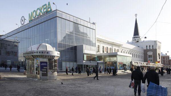 Јарославска станица у Москви - Sputnik Србија