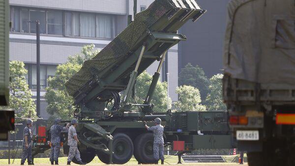 Јапански ПВО ситем Патриот - Sputnik Србија